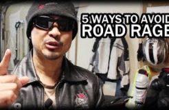 5 Ways to Avoid Motorcycle Road Rage