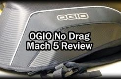 OGIO No Drag Mach 5 Motorcycle Backpack Review