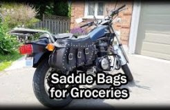 Used Saddle Bags For Nighthawk 450