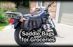 Used Saddle Bags For Nighthawk 450