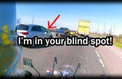 First Highway Ride, Condolences, Caught in Blind Spot - Nighthawk 450