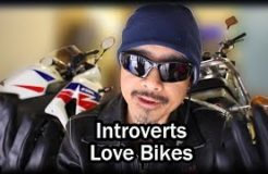 5 Reasons Why Introverts Love Motorcycles