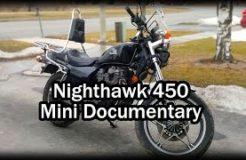 My Honda Nighthawk 450 Mini Documentary
