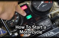 FINE-C Motorcycle Startup Procedure for Carburated and Fuel Injected Bikes