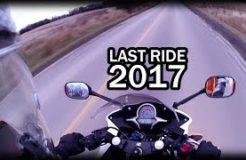 Last Ride of 2017 & Black Friday