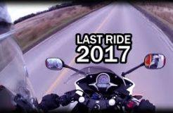 Last Ride of 2017 & Black Friday