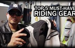 Top 5 Must-Have Gear for New & Returning Motorcycle Riders