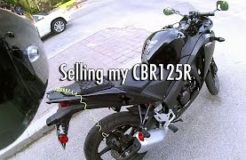 For Sale: 2011 Honda CBR125R Black