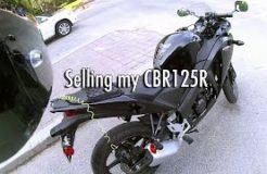 For Sale: 2011 Honda CBR125R Black