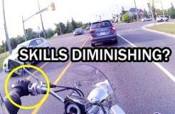 Motorcycle Skills Diminishing? Use it or Lose it!